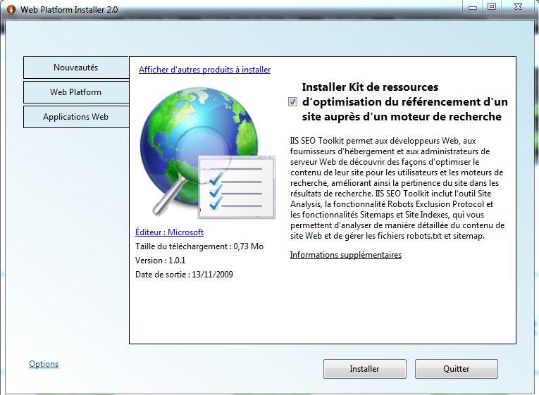 comment installer un logiciel sans droits d'administrateur Windows 7 entreprise